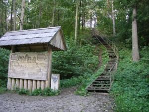 Ginučių piliakalnis
